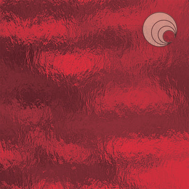 Ruby Red Rough Rolled Fusible (CR)