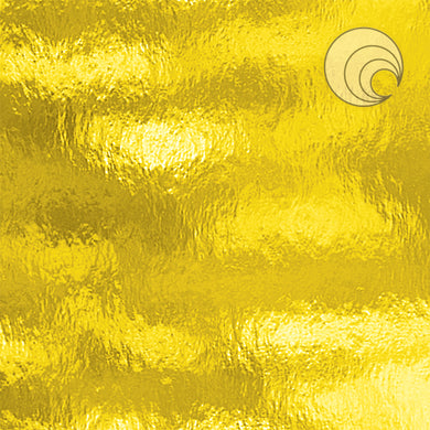 Yellow Rough Rolled Fusible (CR)
