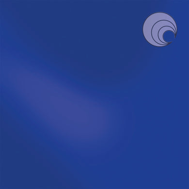 Dark Blue Opal Smooth Fusible (CR)