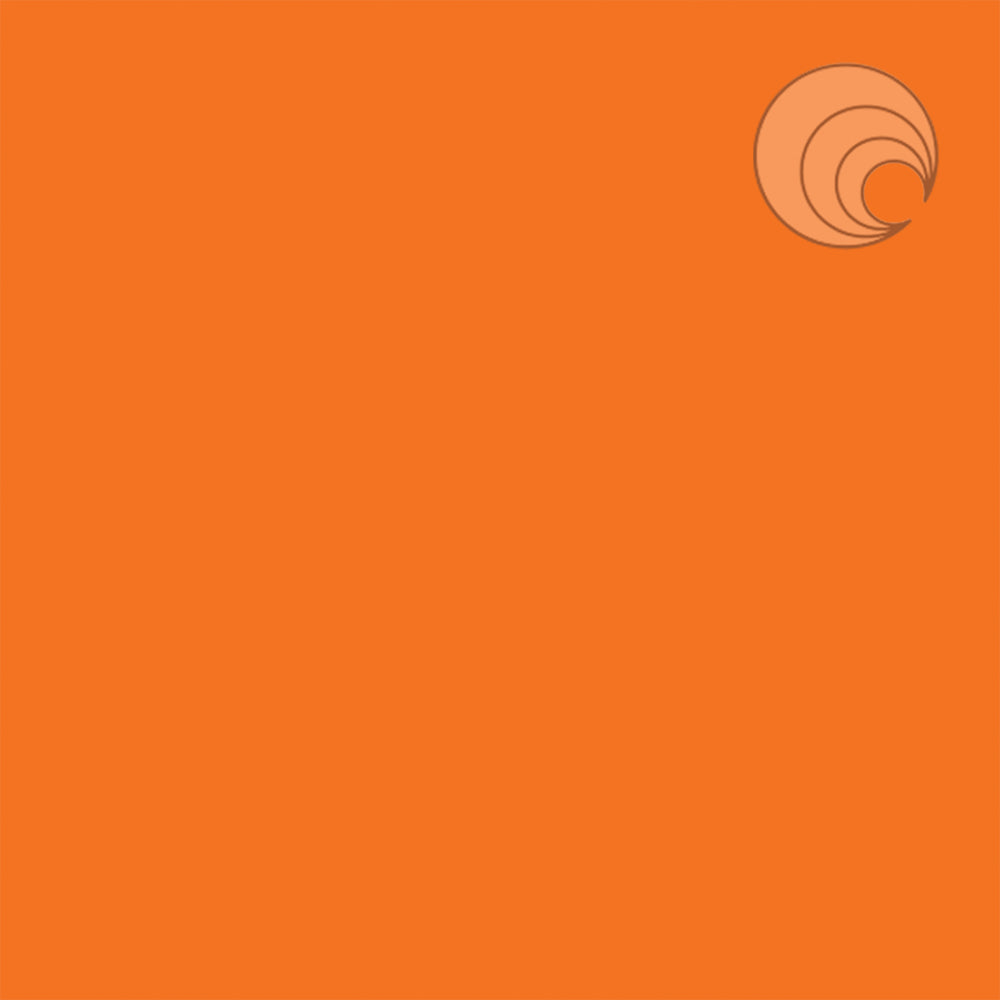 Orange Opal Smooth Fusible (CR)