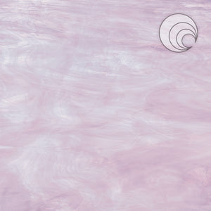 Pale Purple/White Smooth Fusible (CR)