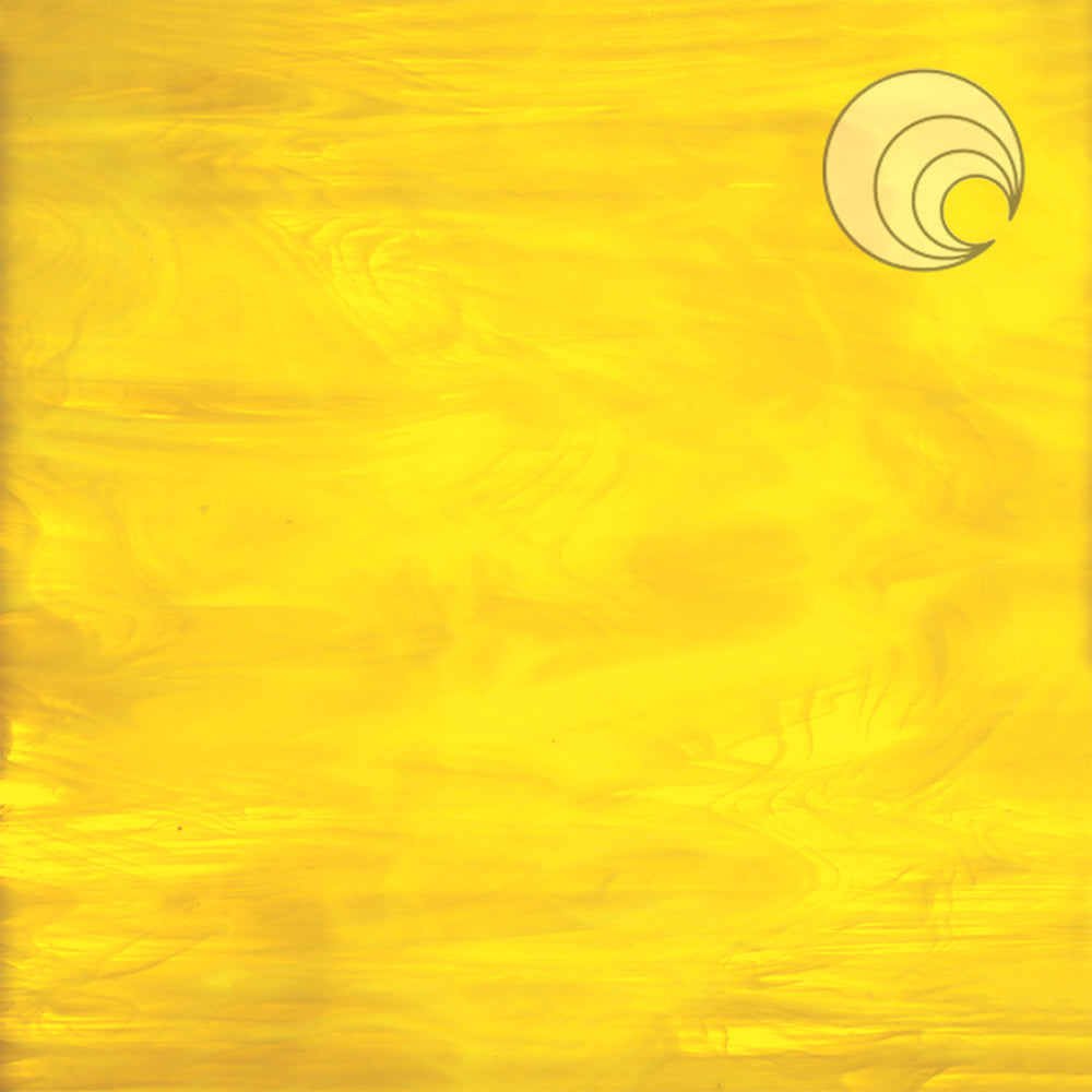 Yellow/White Smooth Fusible (CR)