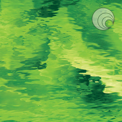 Moss Green Waterglass® Fusible (CR)