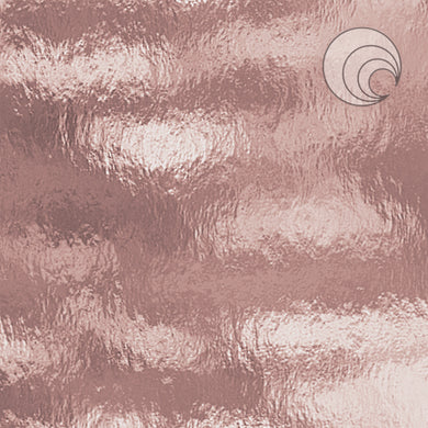 Pink Champagne Rough Rolled Fusible (CR)