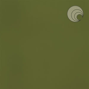 Olive Green Opal Smooth Fusible (CR)