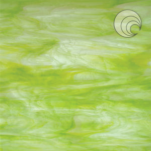 Key Lime Pearl Opal Fusible (CR)