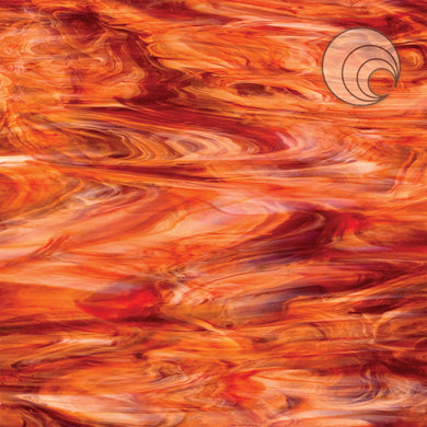 Autumn Flame Pearl Opal Fusible (CR)