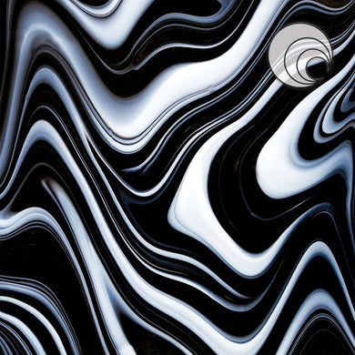 Licorice Swirl OpalArt™ Fusible (CR)