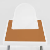 Boho Brown IKEA Highchair Placemat