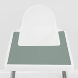 Faded Jade IKEA Highchair Placemat