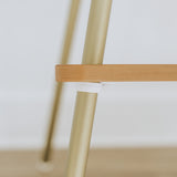 Support Clamps for the IKEA Antilop Highchair Footrest (Set of 2)