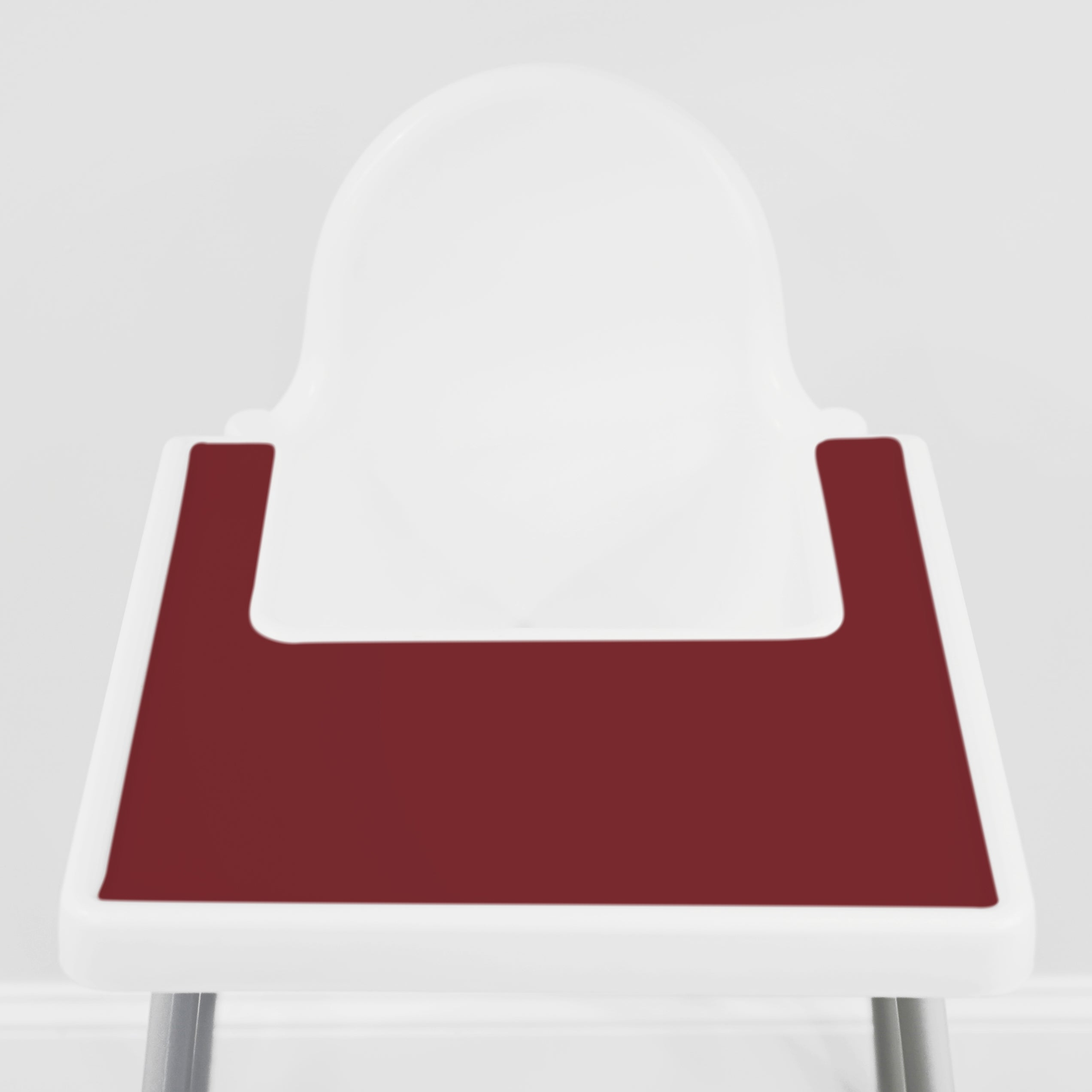 Limited Edition Rustic Red IKEA Highchair Placemat