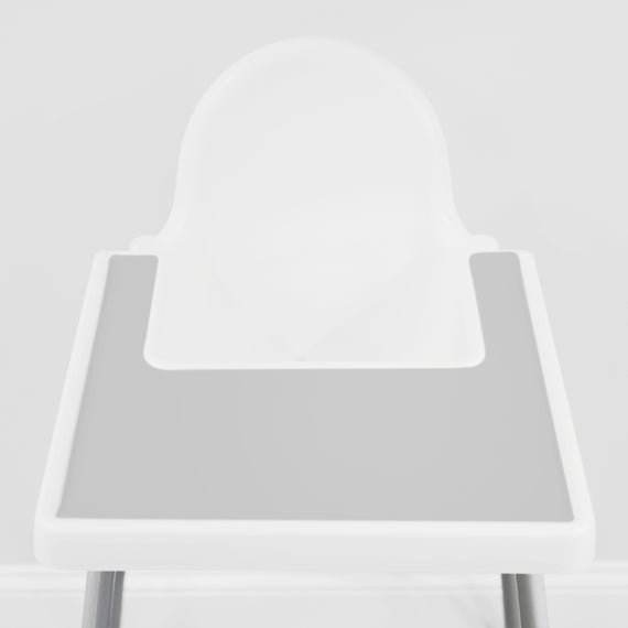 Stone Grey IKEA Highchair Placemat