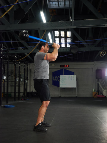 Mace 360 core and shoulder strengthening and mobility