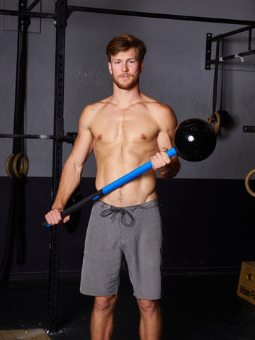 Coach Justin Lind Core hammer Exercises