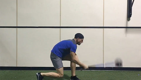 Jonathon ross ACE certified training with the Core Hammer