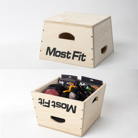 Plyometric Box By MostFit™