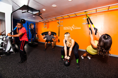 Renov8 fitness personal and group training in North Hollywood CA