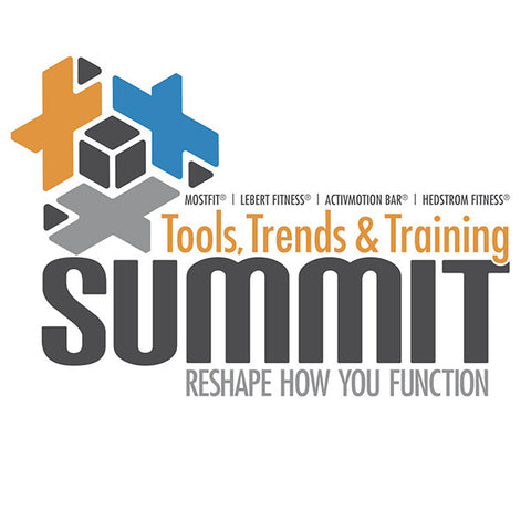 Tools, Trends, and Training Summit with functional training equipment leaders