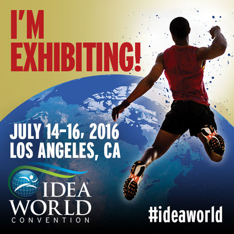MostFit is exhibiting at the 2016 Idea World Convention