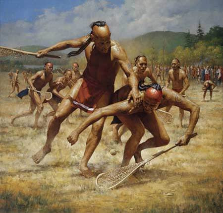 Lacrosse and its origins