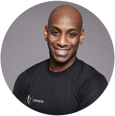 Maurice Williams master personal trainer in bethesda Maryland at move well