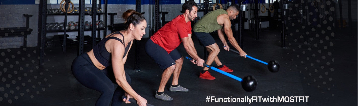 Get Functionally Fit With M