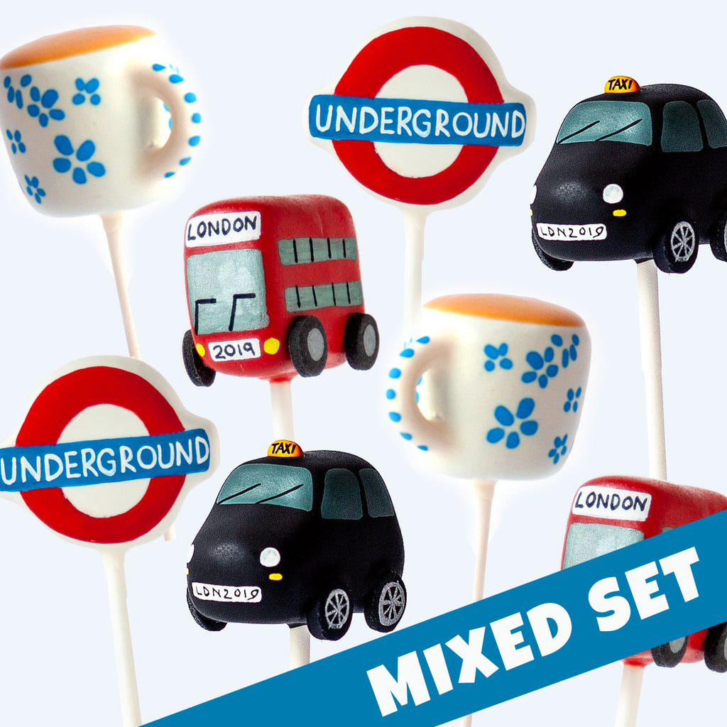 Mixed Set : London