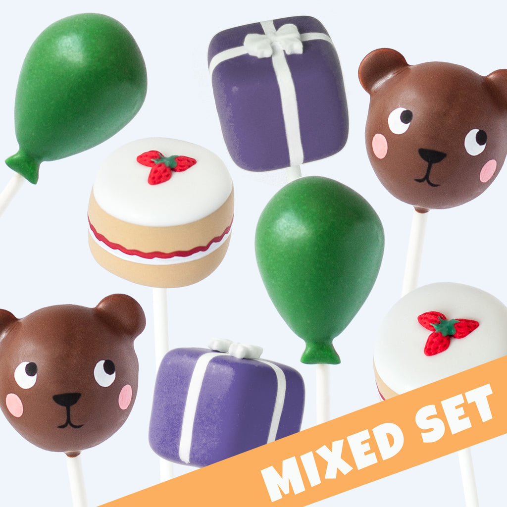 Mixed Set : Birthday