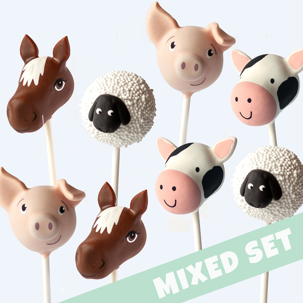 Mixed Set : Farm Animals