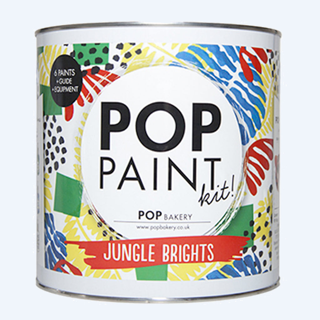 Make your own POPs from Scratch Kit- Jungle Brights