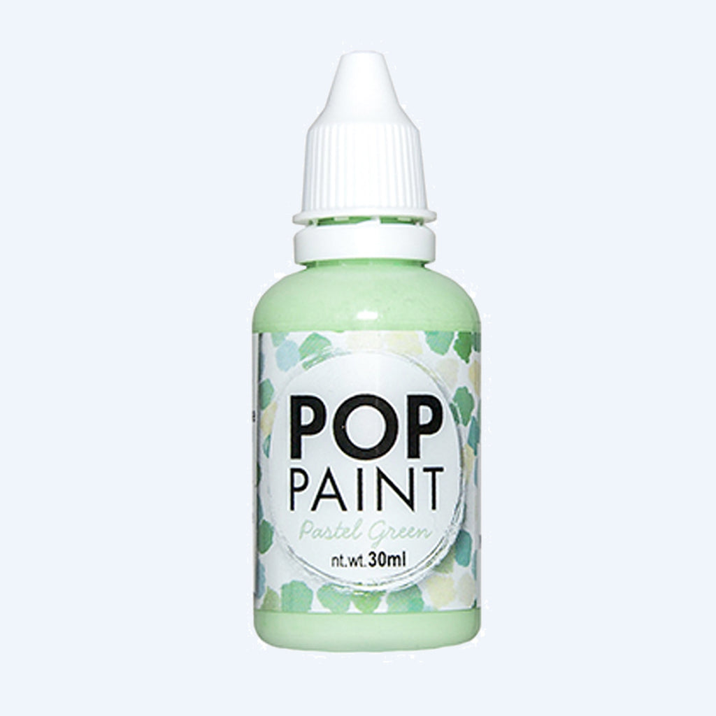 POP Paint Pastel Green