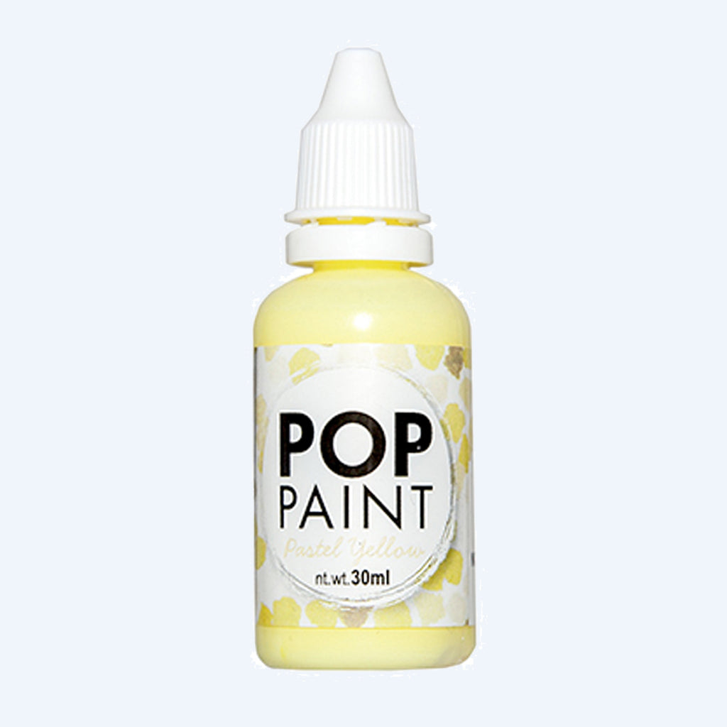 POP Paint Pastel Yellow