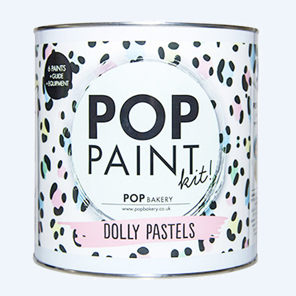 Make your own POPs from scratch kit - Dolly Pastels