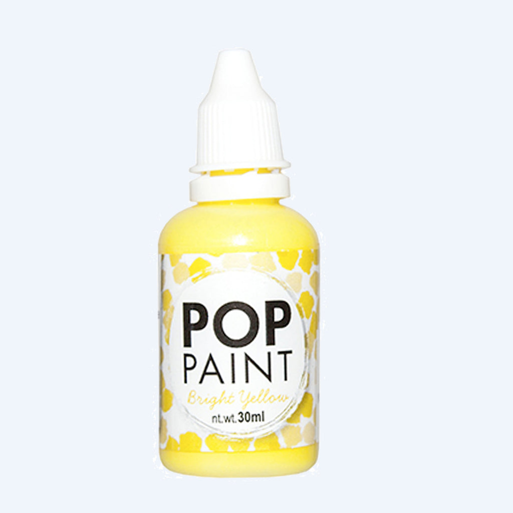 POP Paint Yellow