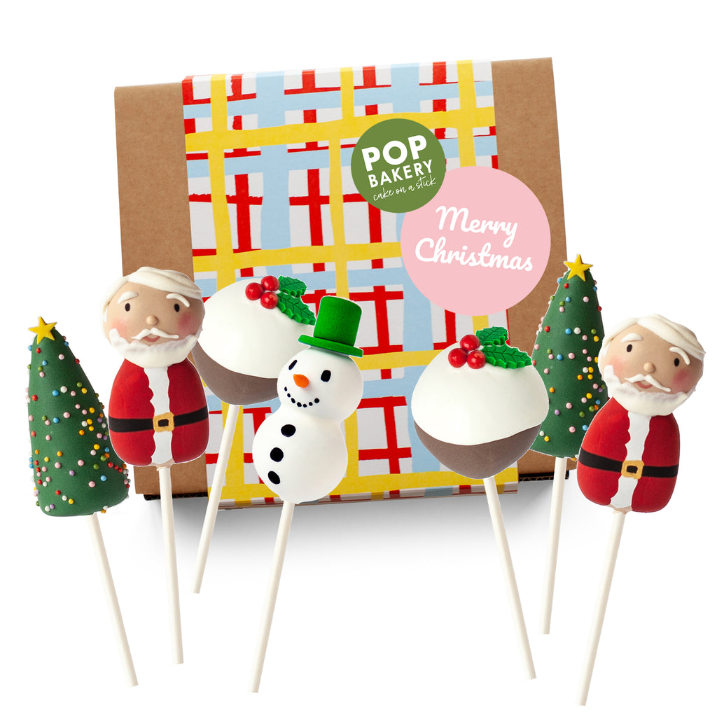 Santa and Friends Box