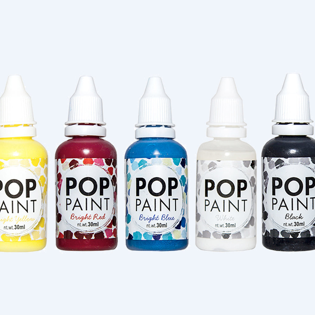 Paint Your Own POPs
