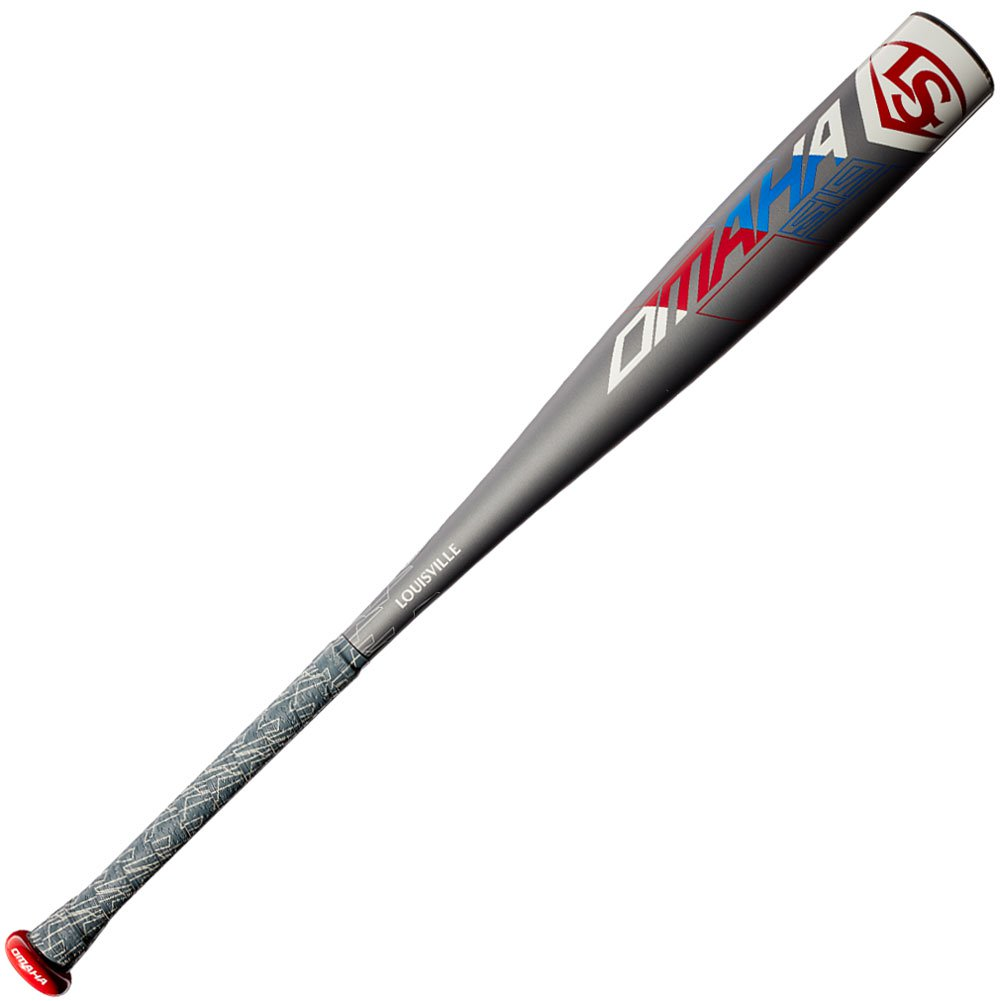 Louisville Slugger 2019 Omaha 519 Youth Alloy Baseball Bat WTLSL0519