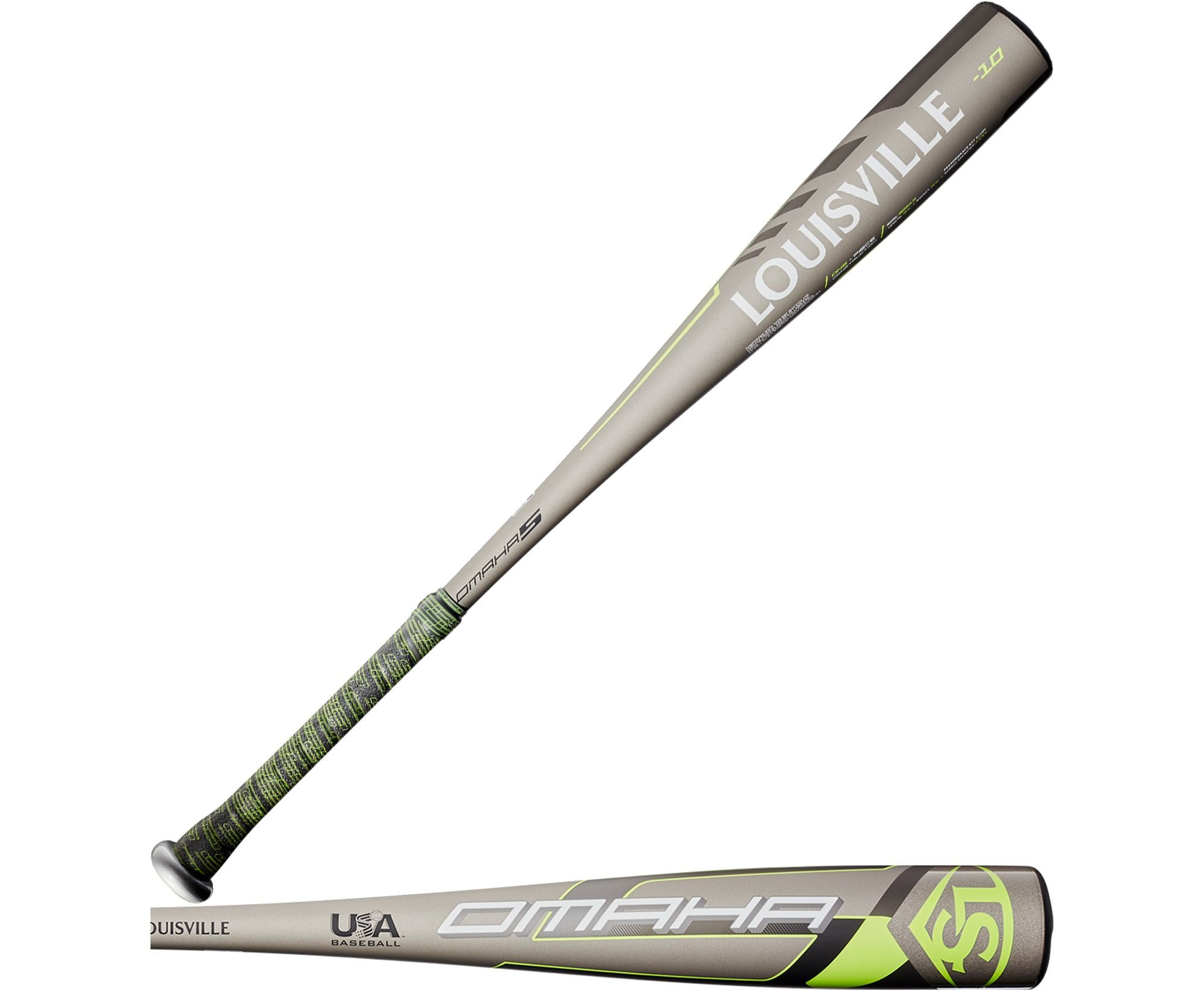 Louisville Slugger Omaha USA Youth Bat 2020 (-10)