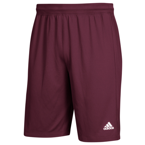 Adidas Team Clima Tech 2-Pocket Shorts (Plain)
