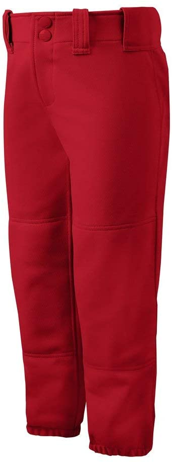 Mizuno Adult Women's Belted Low Rise Fastpitch Softball Pant 350150