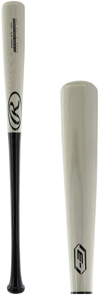 Rawlings Player Preferred Ash Wood Baseball Bat: 271 RAB