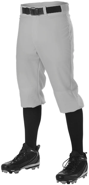 Alleson 605PKN Men's Knicker Baseball Pant