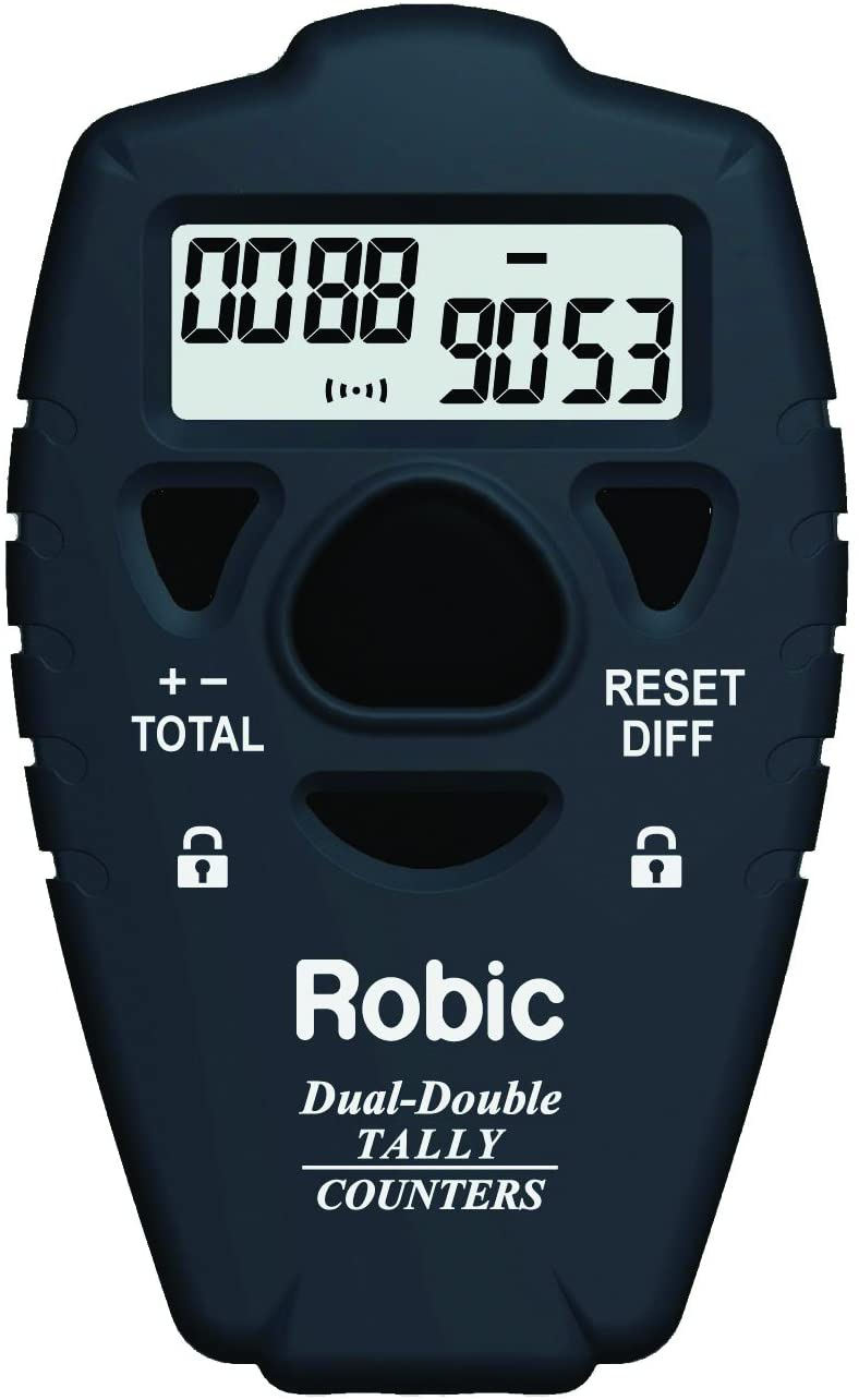 Robic M467 Dual Pitch & Tally Counter Equipment