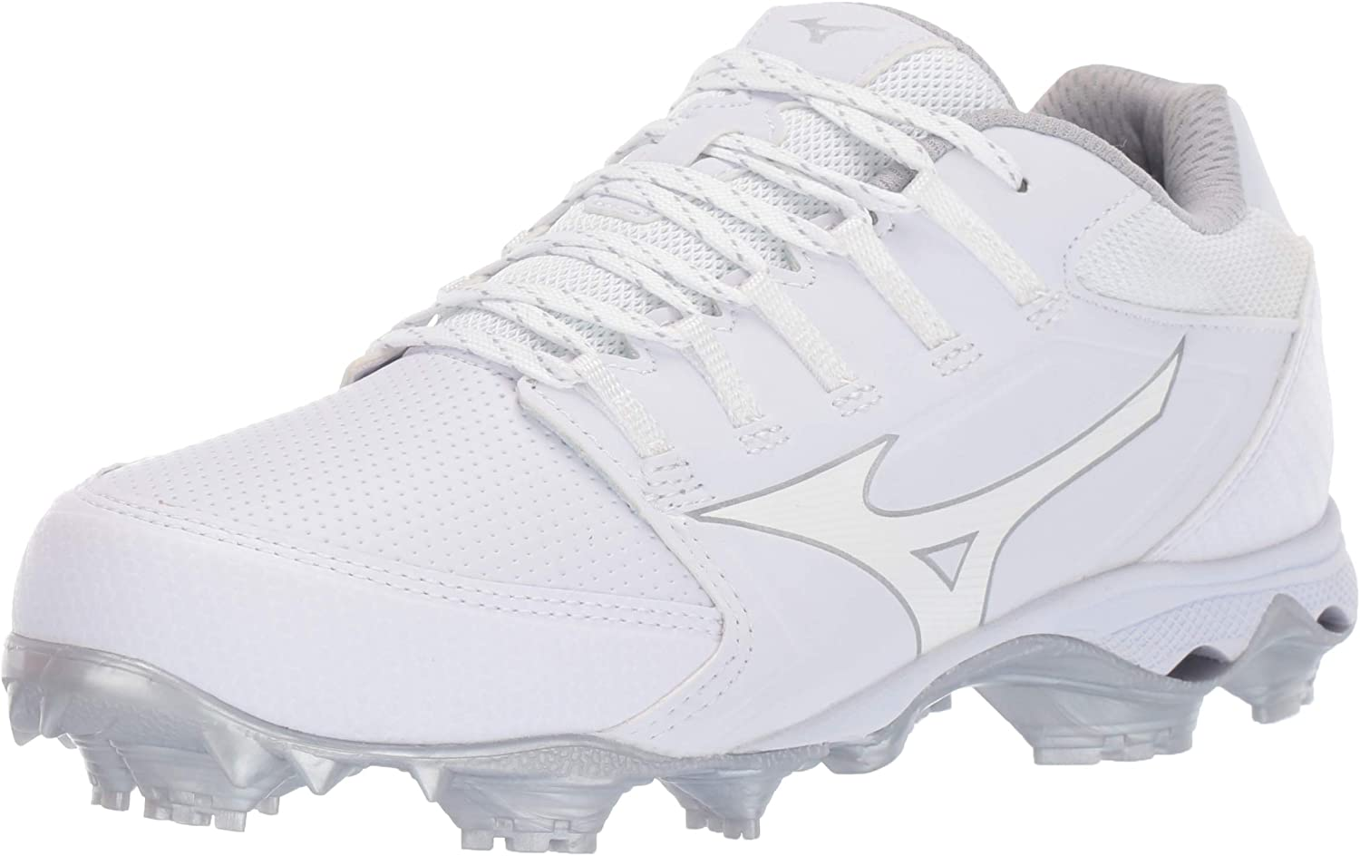 Mizuno Women's 9-Spike Advanced Finch Elite 4 TPU Molded Cleat Athletic Shoe