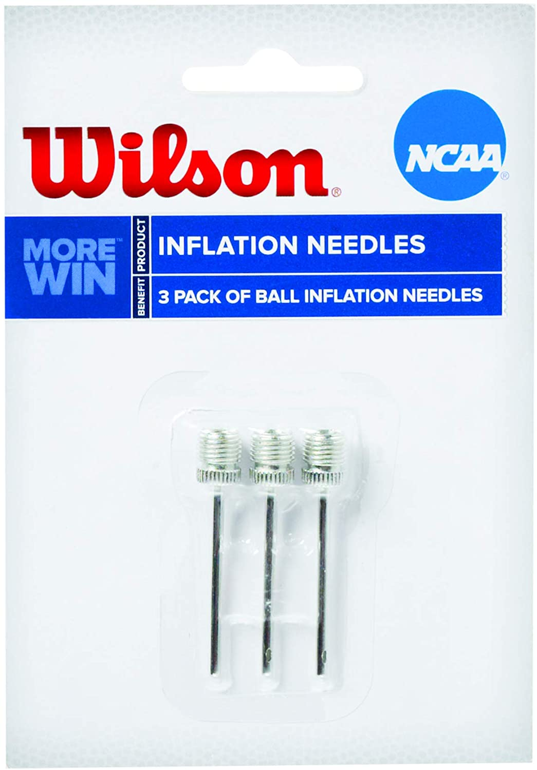 Wilson NCAA Basketball Inflation Needles
