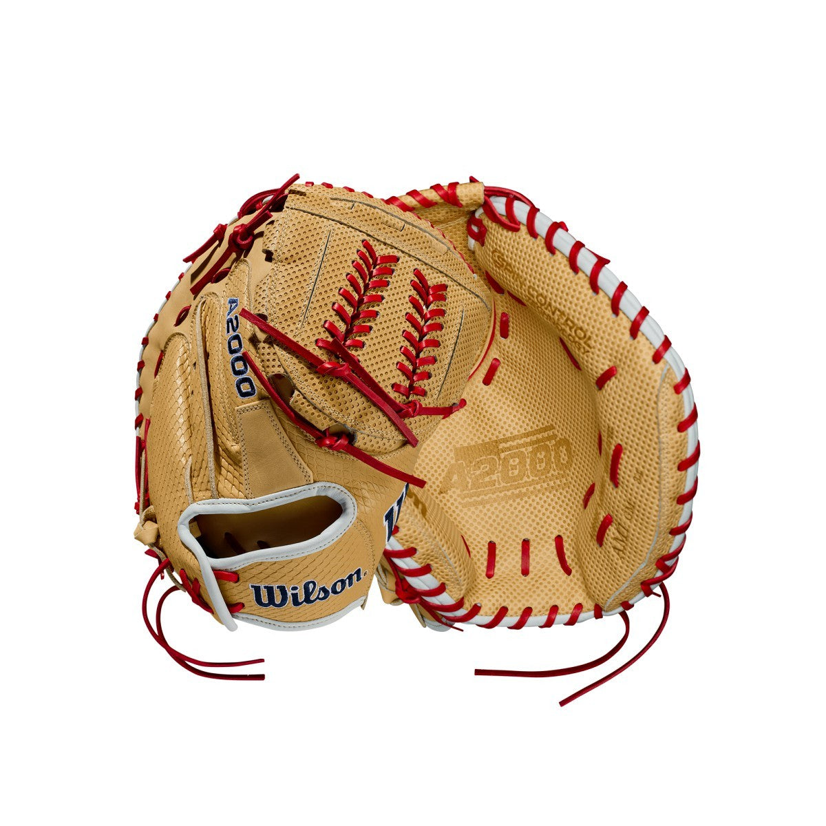 "2021 Wilson A2000 Fastpitch Aubree Munro Game Model 34"" Catcher Glove"