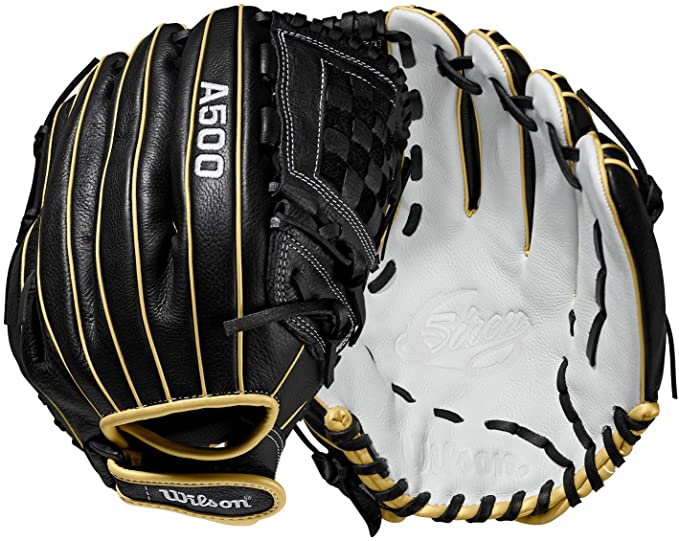 Wilson A500 Siren 12 Inch Fastpitch Softball Glove