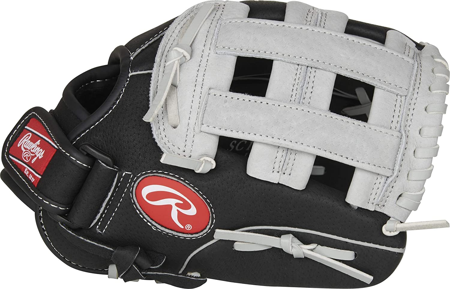 Rawlings Sure Catch Youth Baseball Glove Series (9.5-11.5 inch Baseball/Tball Gloves)