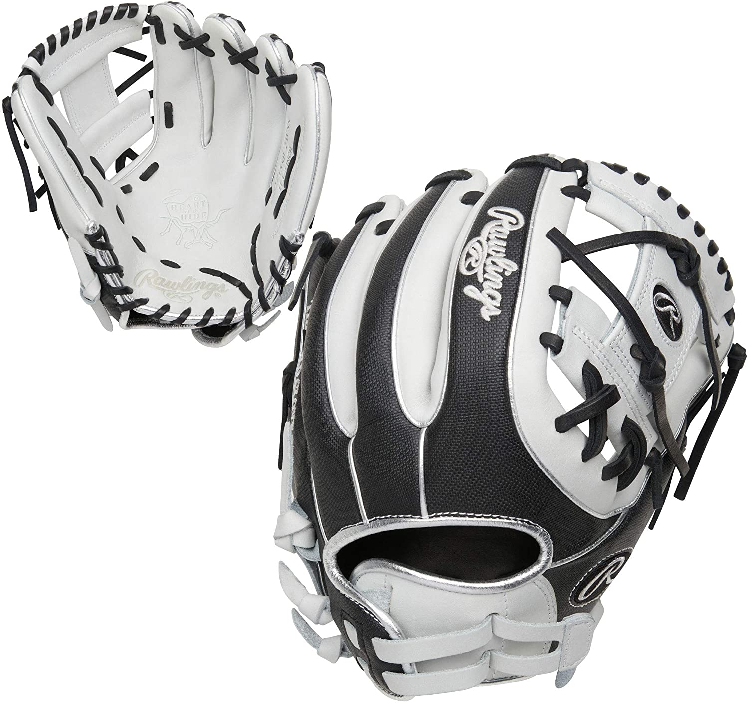 Rawlings Heart of the Hide Narrow Fit 11.75 Inch PRO715SB-2WSS Fastpitch Glove